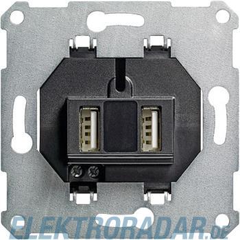 Gira USB Spannungsvers. 2fach 235900