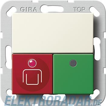 Gira Ruf-/Anwesenheitsstaster 590201