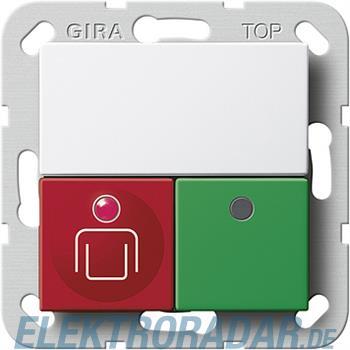 Gira Ruf-/Anwesenheitstaster 590203
