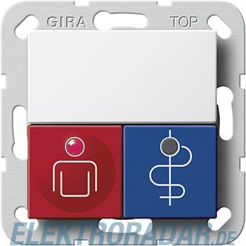 Gira Ruf-/Arztruftaster rws 590403