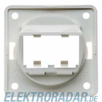 Berker Tragplatte sw/gl 845582510