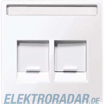 Merten Zentralplatte 2f.akws/gl MEG4564-0325