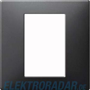 Merten Zentralplatte sw/gr MEG5775-4069