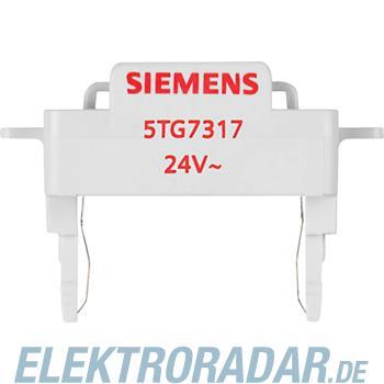 Siemens LED-Leuchteinsatz 24V rot 5TG7317