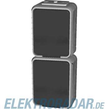 Elso Steckdose 2fach AP ELG445419