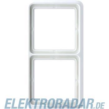 Jung Rahmen 2-fach rot CD 582 WU RT