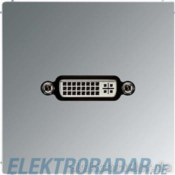 Jung Multimedia-Anschluss chrom MA GCR 1193