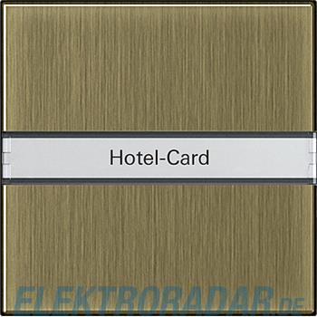Gira Hotel-Card-Taster BSF brz 0140603