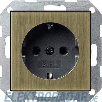 Gira SCHUKO-Steckdose ohne 0466603