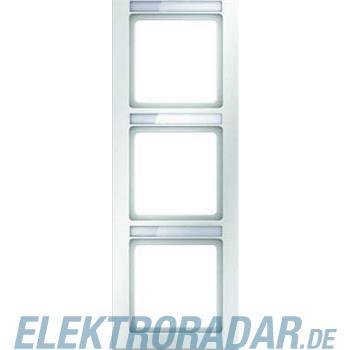 Berker Rahmen senkr. 3f. pws samt 10536099