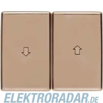 Berker Wippe Metall natur 14340107