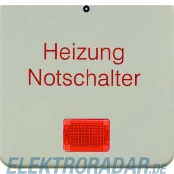 Berker Wippe Heizung Notschalter 170802