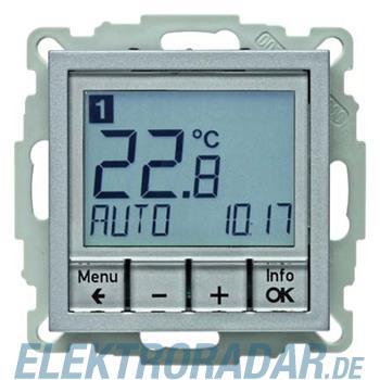 Berker Temperaturregler alu matt 20441404