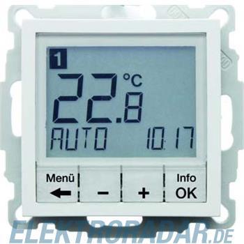Berker Temperaturregler pws matt 20441909