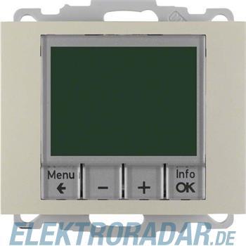 Berker Temperaturregler eds/lack 20447104