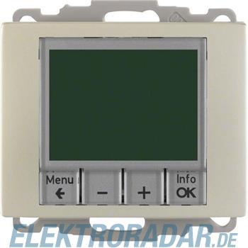 Berker Temperaturregler eds/lack 20449004