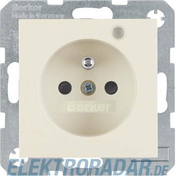 Berker Steckdose ws/gl 6765098982