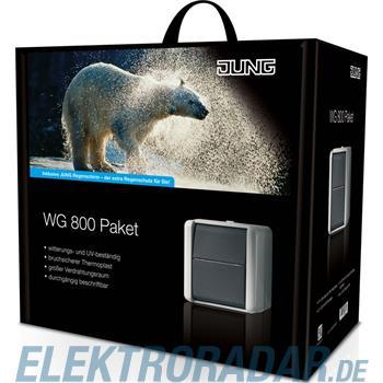 Jung Schalterpaket WG800 WG800-Paket