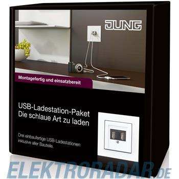 Jung USB-Ladestation-Paket USB-Paket