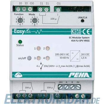Peha Easyclick-Modul-Schalten D 454 FU-SPV 4REG