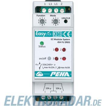 Peha Easyclick-Modul-Schalten D 454 FU-2REG