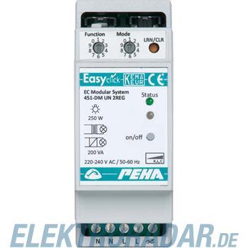 Peha Easyclick-Modul-UNI-Dimm D 451 FU-DM UN 2REG
