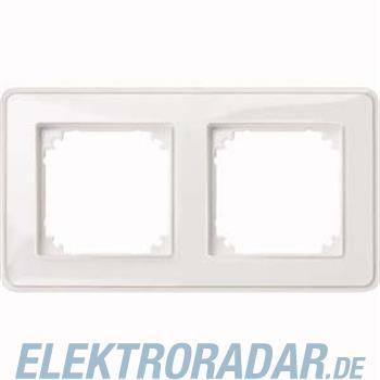 Merten Rahmen 2fach tr/pws MEG4020-3500
