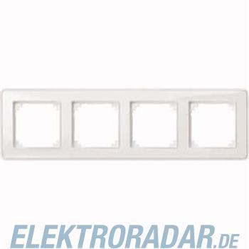 Merten Rahmen 4fach tr/pws MEG4040-3500