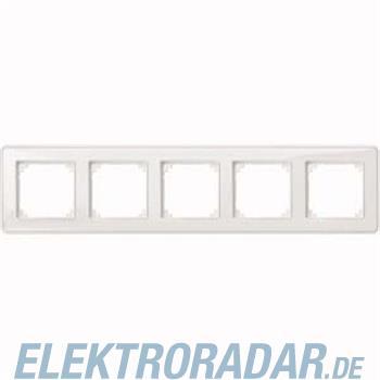 Merten Rahmen 5fach tr/pws MEG4050-3500