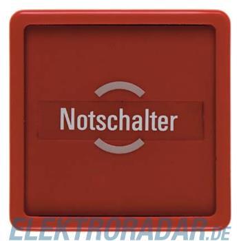 Berker Aufsatz m. Glasscheibe rt 12909905