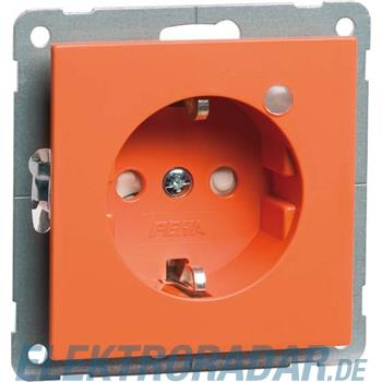 Peha Steckdose SCHUKO orange D 20.6511.332 LED/4