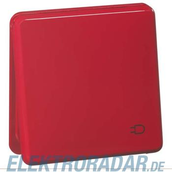 Peha Steckdose SCHUKO rot D 80.6611 K ROT
