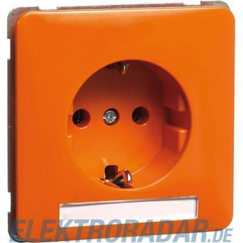 Peha Steckdose SCHUKO orange H 80.6611 NA OR