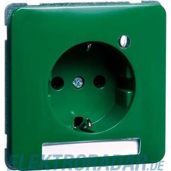Peha Steckdose SCHUKO grün H 80.6511.42 SI NA LED EK 6