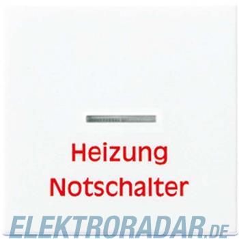 Jung Wippe Aufs.Heizung/Notsch. A 590 H CH