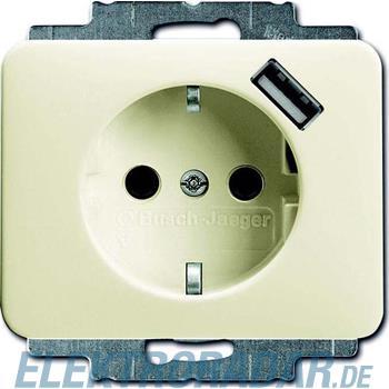 Busch-Jaeger Schuko/USB-Steckdose 20 EUCBUSB-22G
