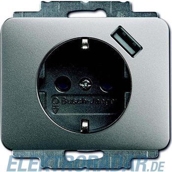 Busch-Jaeger Schuko/USB-Steckdose 20 EUCBUSB-266