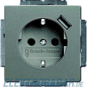 Busch-Jaeger Schuko/USB-Steckdose 20 EUCBUSB-803