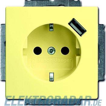 Busch-Jaeger Schuko/USB-Steckdose 20 EUCBUSB-815