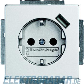 Busch-Jaeger Schuko/USB-Steckdose 20 EUCBUSB-83