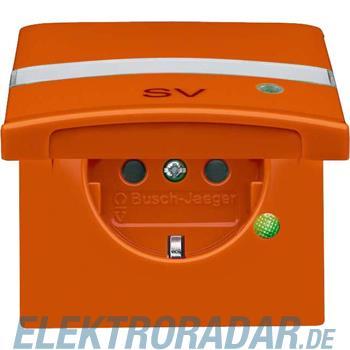 Busch-Jaeger Schuko-Steckdoseneinsatz 20 EUGKBLN-14-101