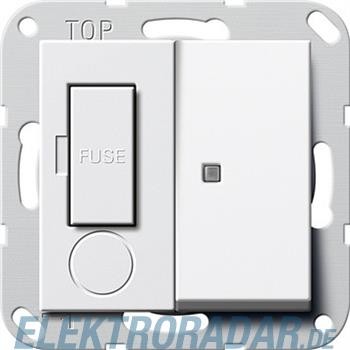 Gira Fused outlet 13A Kontroll. 278703