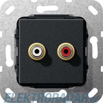 Gira Cinch Audio Gender Changer 563110