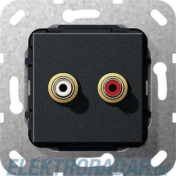 Gira Cinch Audio Lötanschluss 563210