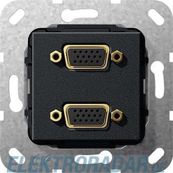 Gira VGA 2fach Kabelpeitsche 565510