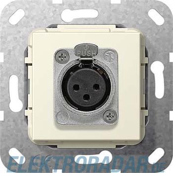 Gira XLR Buchse D Serie 566701