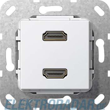 Gira HDMI 2fach Gender Changer 567103