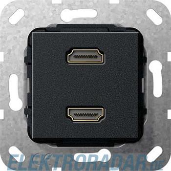 Gira HDMI 2fach Gender Changer 567110