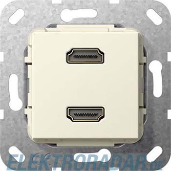 Gira HDMI 2fach Kabelpeitsche 567201