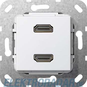 Gira HDMI 2fach Kabelpeitsche 567203